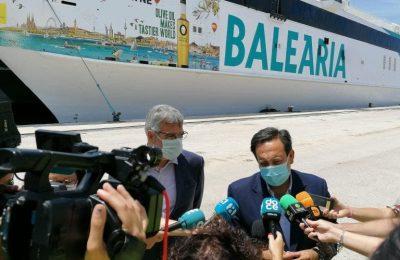 اسبانيا: تعاون سياحي بين شركة النقل البحري والمهنيين لترويج زيت الزيتون