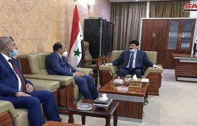 سوريا: نحو إحداث مناطق صناعية لزيت الزيتون واستيراد معاصر زيتون متنقلة