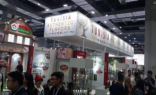تونس تشارك مجددا في صالون شنغهاي الصيني للمنتجات الغذائية